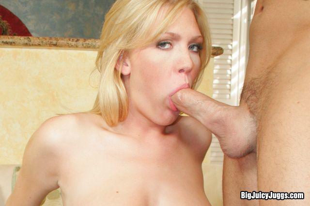 Блондиночка Victoria Vonn с большой грудью и классными, светло-синими глазами позволяет жестоко трахать себя