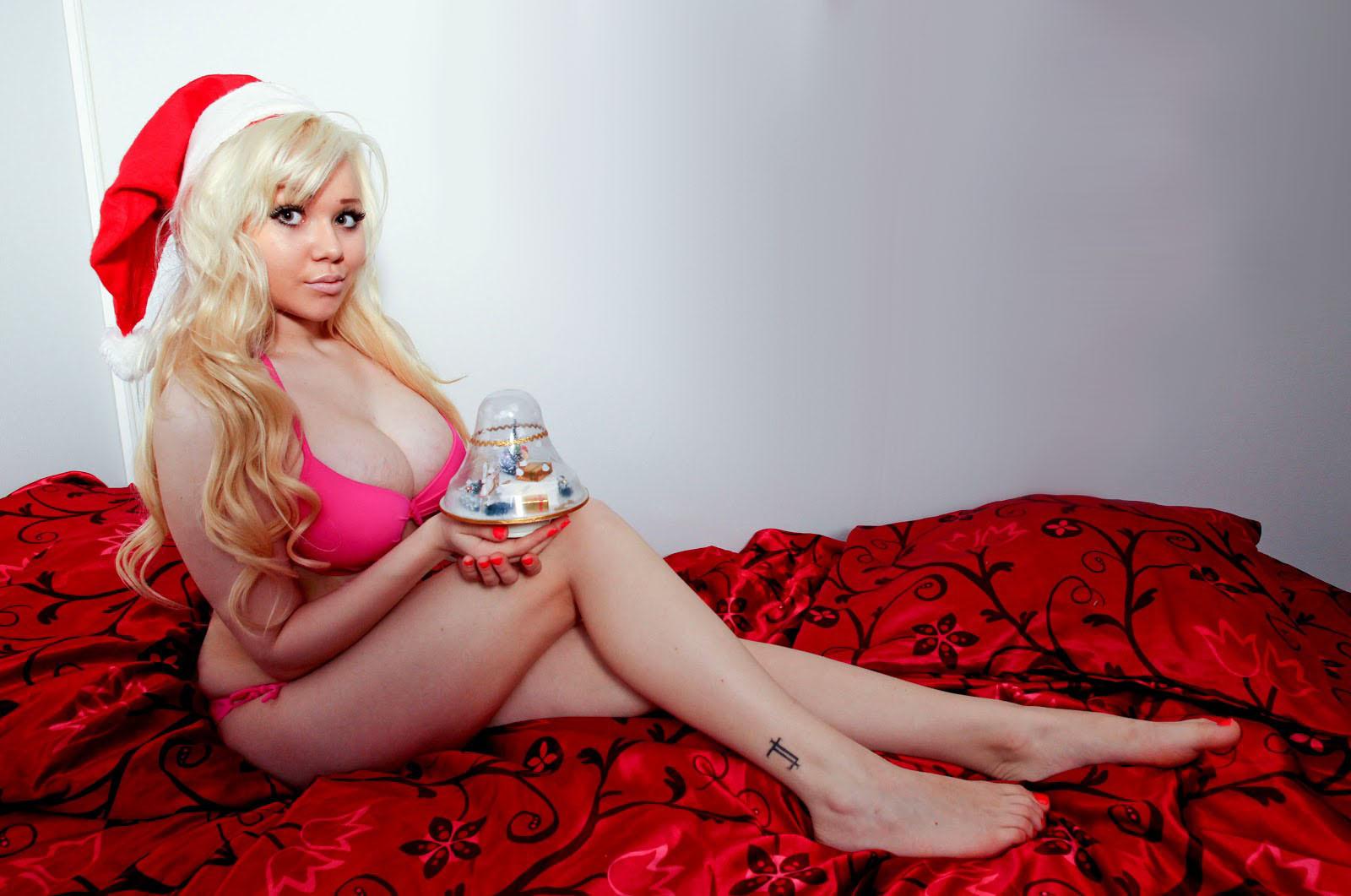 Финская блондиночка Марианна Каллио