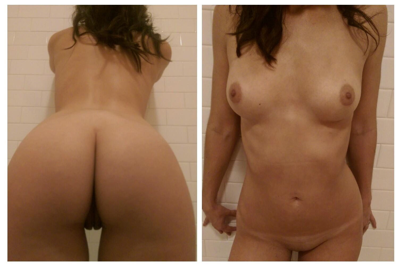 Роскошные телки позируют для фотосессии без нижнего белья