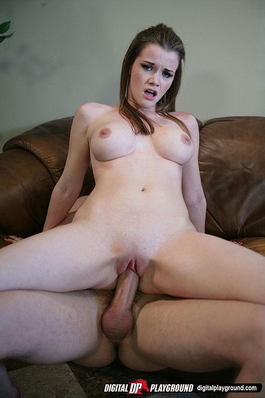Шикарной отсос и секс от изящной Raven Alexis