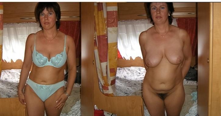 Одетые и голые - подборка 018
