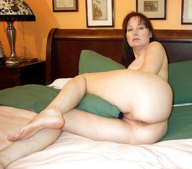 Достоинства зрелого женского тела