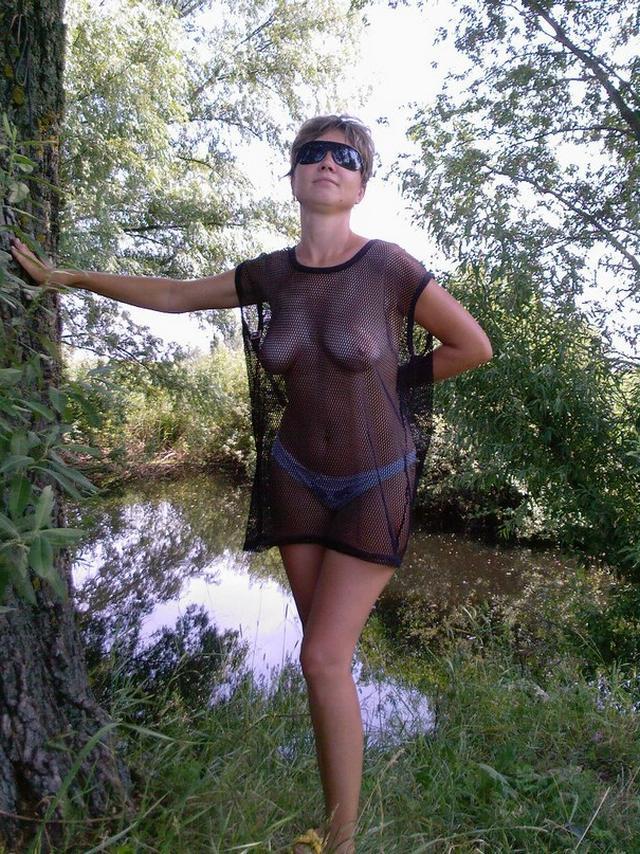 Колхозная мамаша без стрингов xxx фото