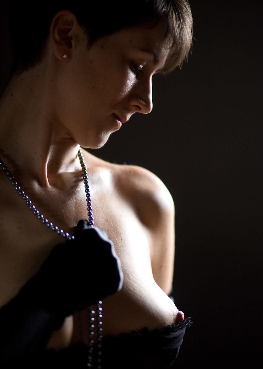 Микаэлла и ее страстная грудь
